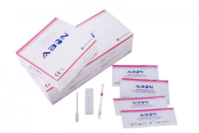 Test thử thai của hãng Acon0