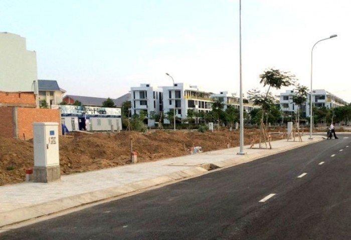 Đất nền dự án liền kề khu đông dân cư Quận 2, đã có sổ riêng từng nền, duy nhất tuần này giá 800tr