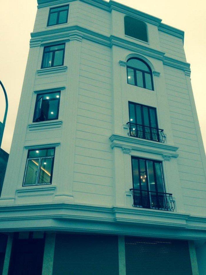 Một căn duy nhất tại Hà Đông, Lô góc, MT 15m, 5 tầng, KD vô cùng đắc địa