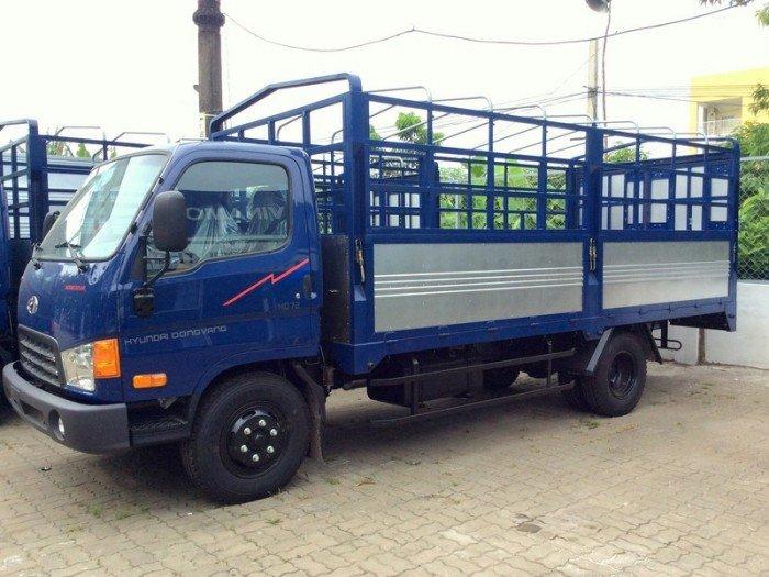 HD700 sản xuất năm 2018 Số tay (số sàn) Xe tải động cơ Dầu diesel Hyundai