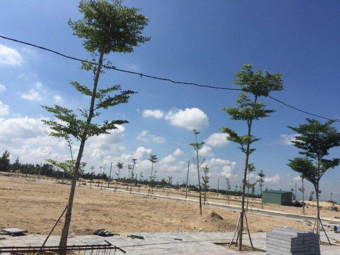 Mở bán biệt thự ven sông Cổ Cò,gần Phố Cổ Hội An, chỉ 8tr/m2
