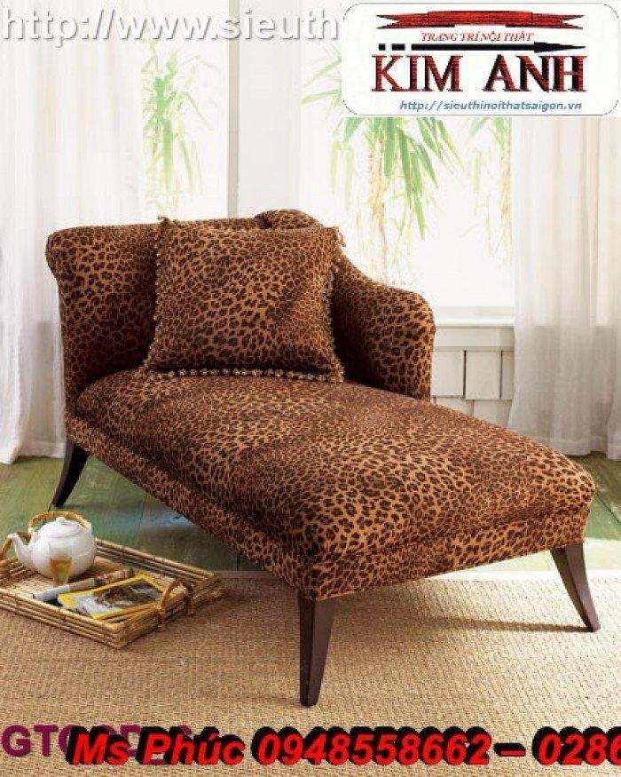 Ghế lười nằm thư giãn màu trắng ms 38 chạm khắc cnc tinh xảo - nội thất Kim Anh0