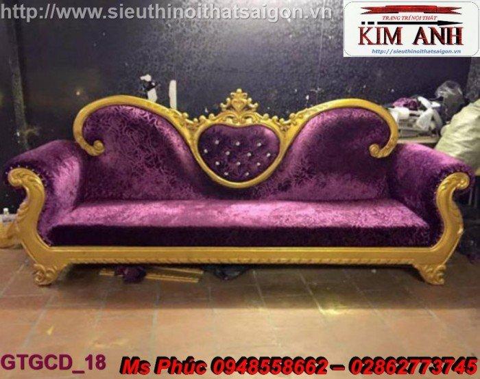 Ghế lười nằm thư giãn màu trắng ms 38 chạm khắc cnc tinh xảo - nội thất Kim Anh10