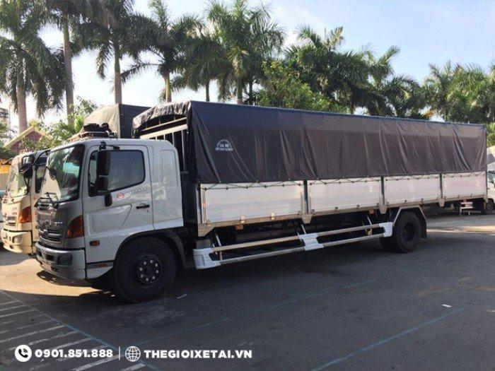 Báo giá xe tải Hino 8T-Xe tải Hino 8T-Xe tải Hino FC8JPSU 3