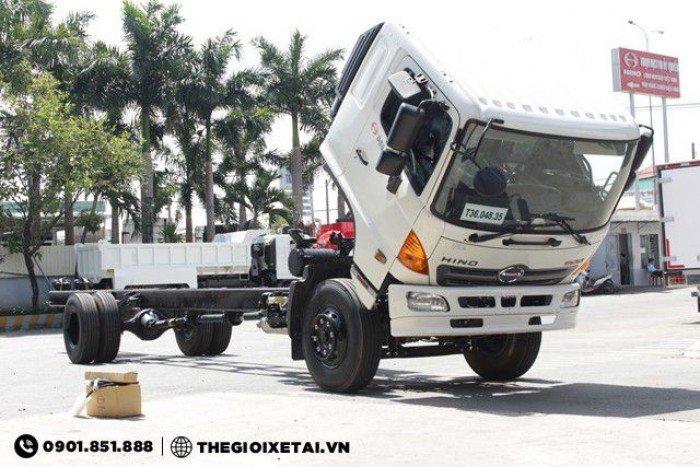 Báo giá xe tải Hino 8T-Xe tải Hino 8T-Xe tải Hino FC8JPSU 2