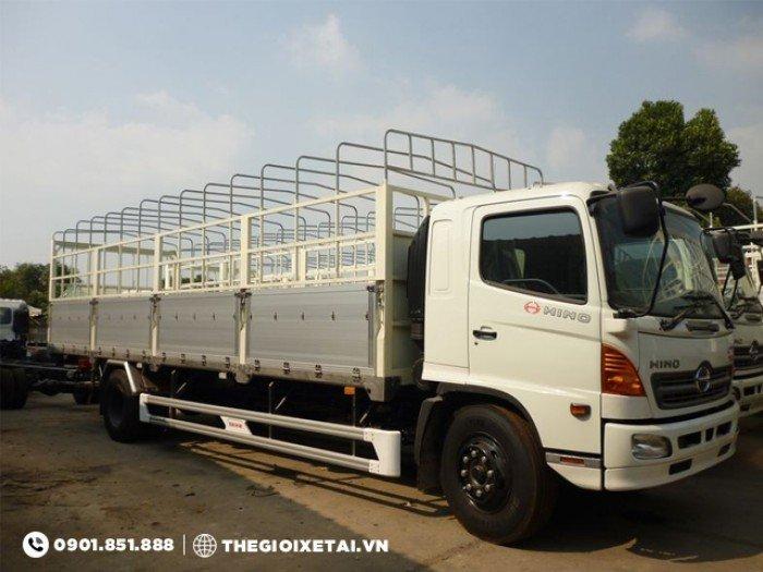Báo giá xe tải Hino 8T-Xe tải Hino 8T-Xe tải Hino FC8JPSU 0