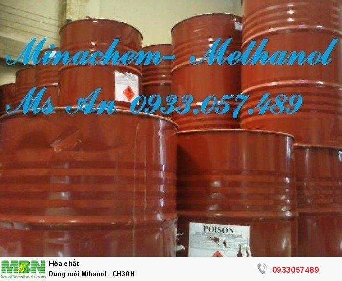 Methanol - malaysia1