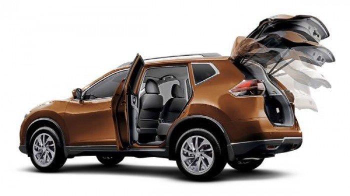 Nissan X-Trail sản xuất năm 2017 Số tự động Động cơ Xăng