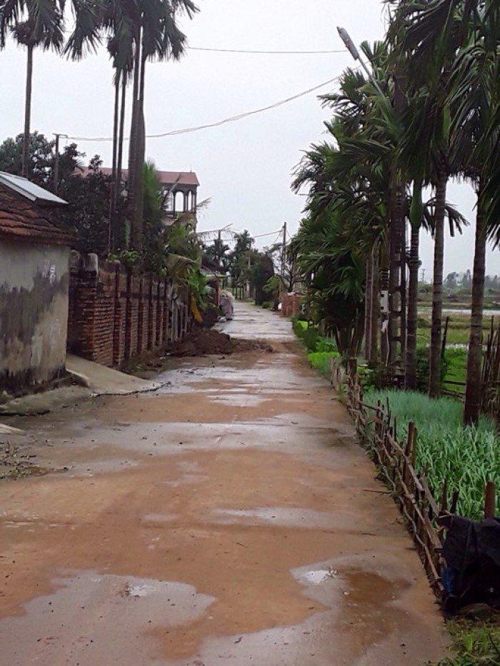 Chính chủ cần bán gấp 109m2 đất giá 450 triệu tại Ngọc Liệp, Quốc Oai, Hà Nội
