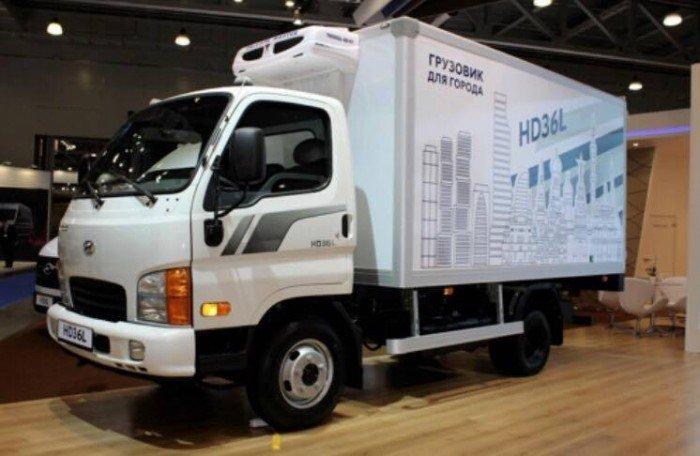 Xe Hyundai HD36L 1.9 Tấn Thành Công