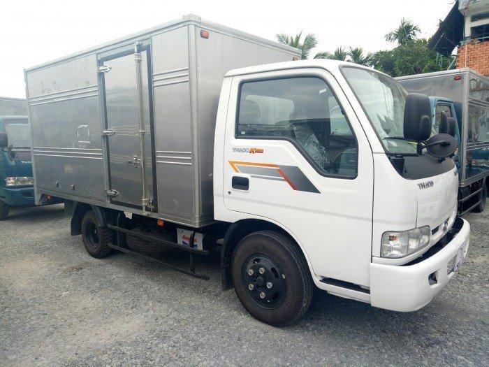 Trường Hải ô tô An Lạc giá xe tải 2t4 k165s xe KIA 1 tấn 9, 2 tấn 4, đời 2017 giá tốt, An lạc, Sài gòn