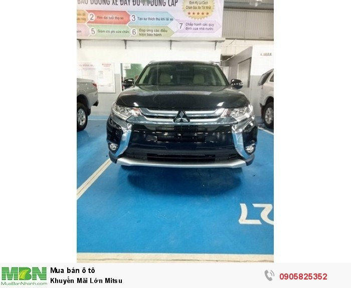 Mitsubishi Khác sản xuất năm 2017 Số tự động Động cơ Xăng