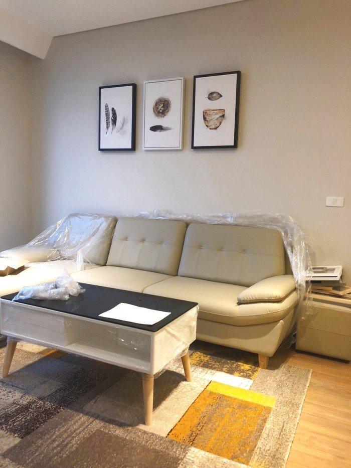 Cho thuê căn hộ 2PN đủ đồ, giá rẻ, phong cách hiện đại tiện nghi nhất Mipec