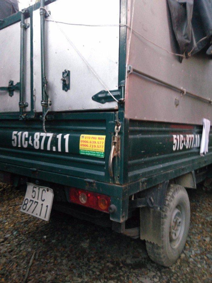 Xe tải cũ TMT 1t25 thùng bạt đời 2016 2
