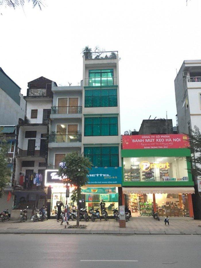 Mặt phố Ba Đình, 86m mt 5m,vị trí nhất phố, tiện kinh doanh