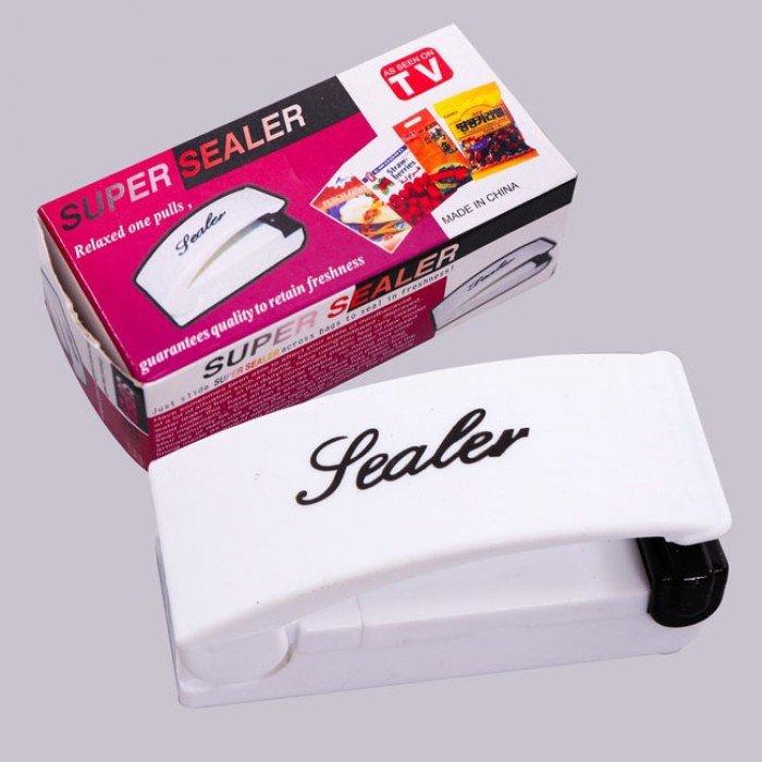 Máy hàn miệng túi mini Super Sealer (Trắng)