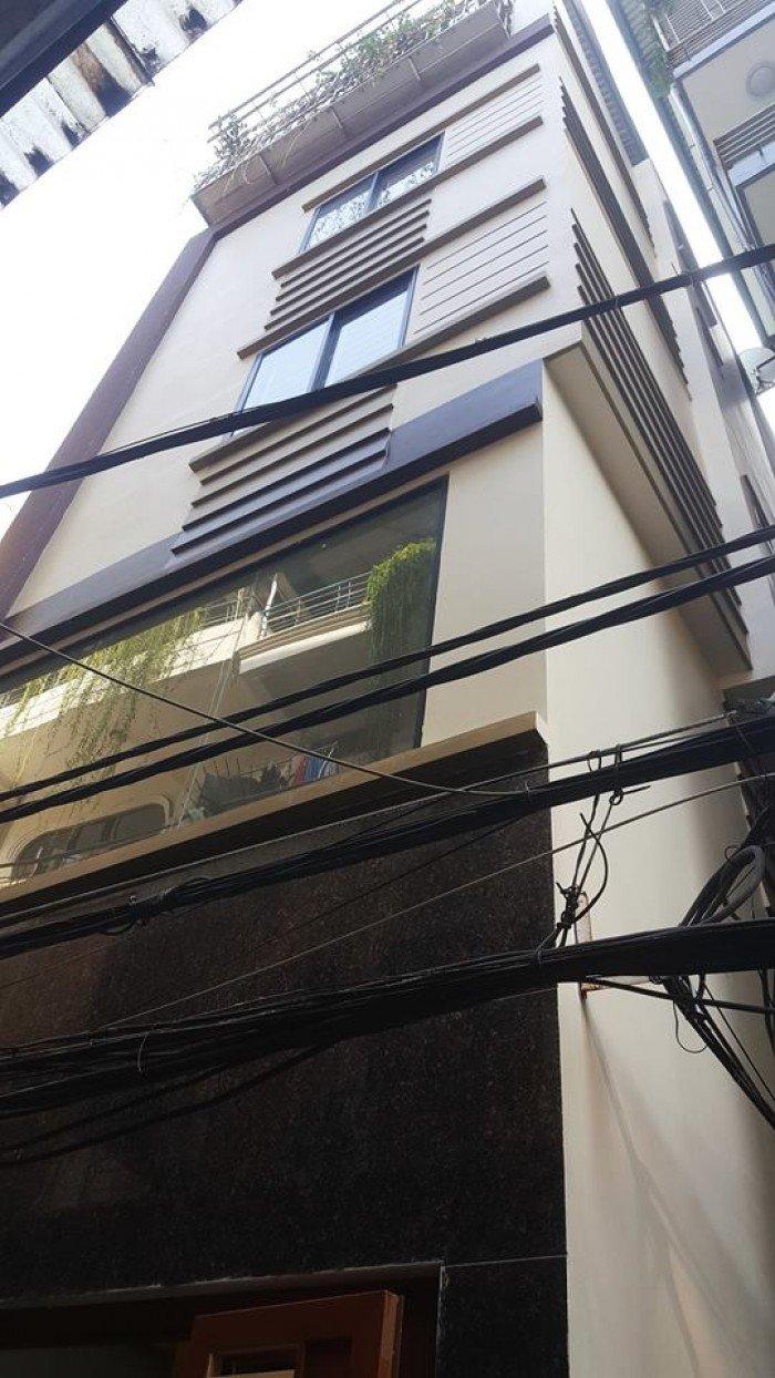 Bán Nhà lô góc cực đẹp Phố Trung Kính, Cầu Giấy, Kinh Doanh, 60m2x4,5T, MT 7,6m. 7,95 Tỷ