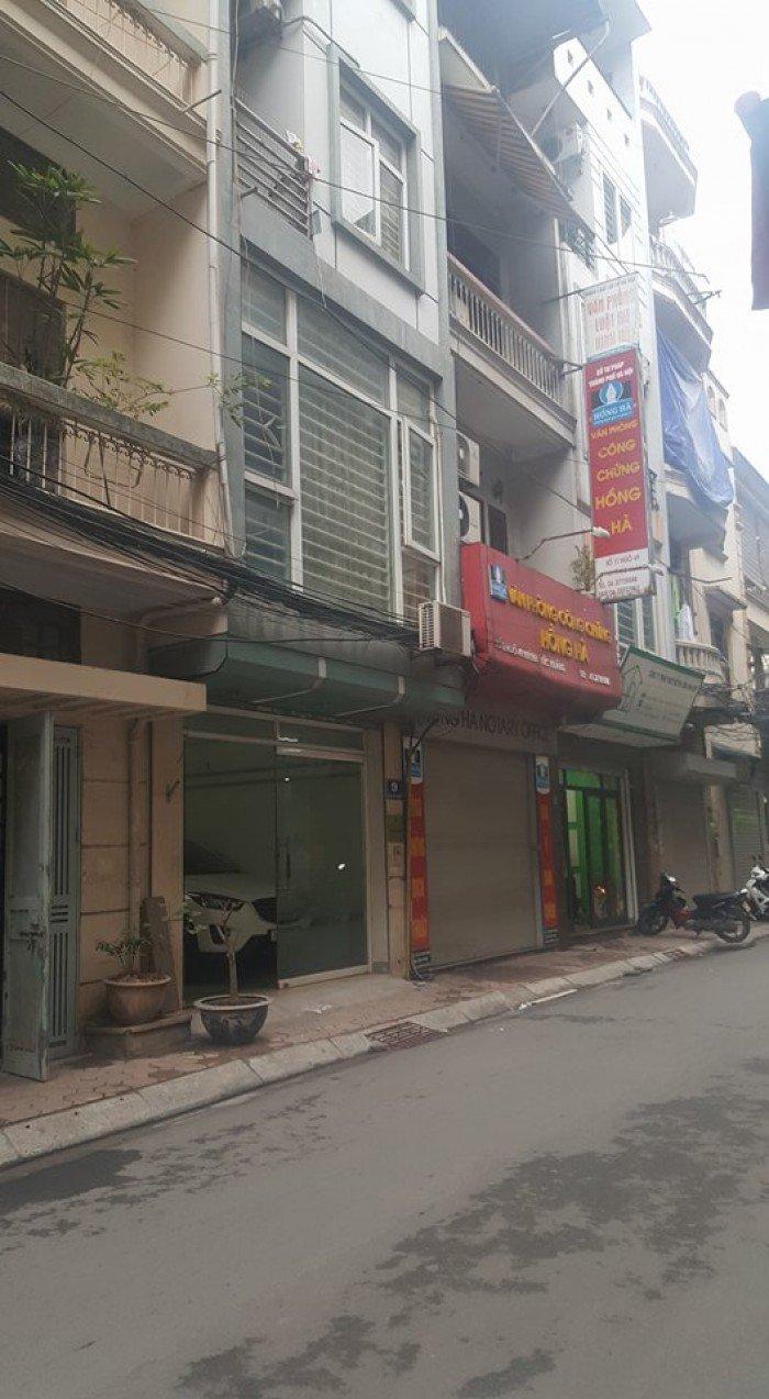 Phân lô VIP Huỳnh Thúc Kháng - Nguyên Hồng, vỉa hè, 45m2, 5 tầng, MT 4m. 9,4 tỷ