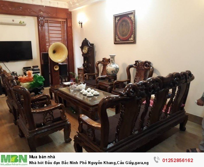 Nhà hót Đầu đạn Bắc Ninh Phố Nguyễn Khang,Cầu Giấy,gara,ngõ thông