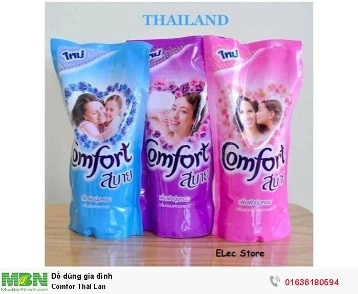 Comfor Thái Lan
