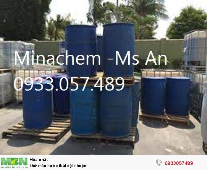 khử màu nước thai 220kg/phuy2