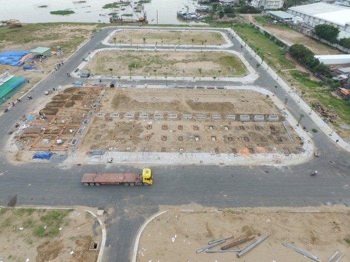 Bán đất nền khu đô thị ven sông Diamond City-Tây Sông Hậu giá chỉ từ 12 triệu/m2, chiết khấu cao