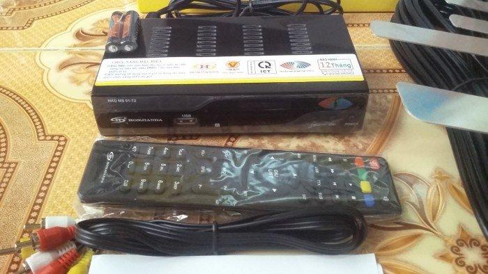 Trọn bộ đầu thu truyền hình mặt đất MS01 + Anten Tàu bay + 15 Mét dây1