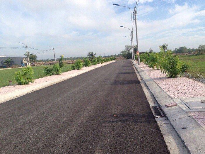Mở bán đất nền ngã 3 đường Nguyễn Xiển và Long Thuận, P. Long Phước, Quận 9
