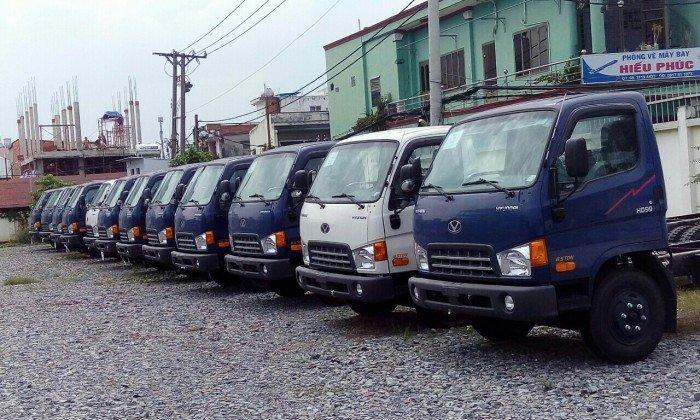 Xe tải HD99  Đô Thành