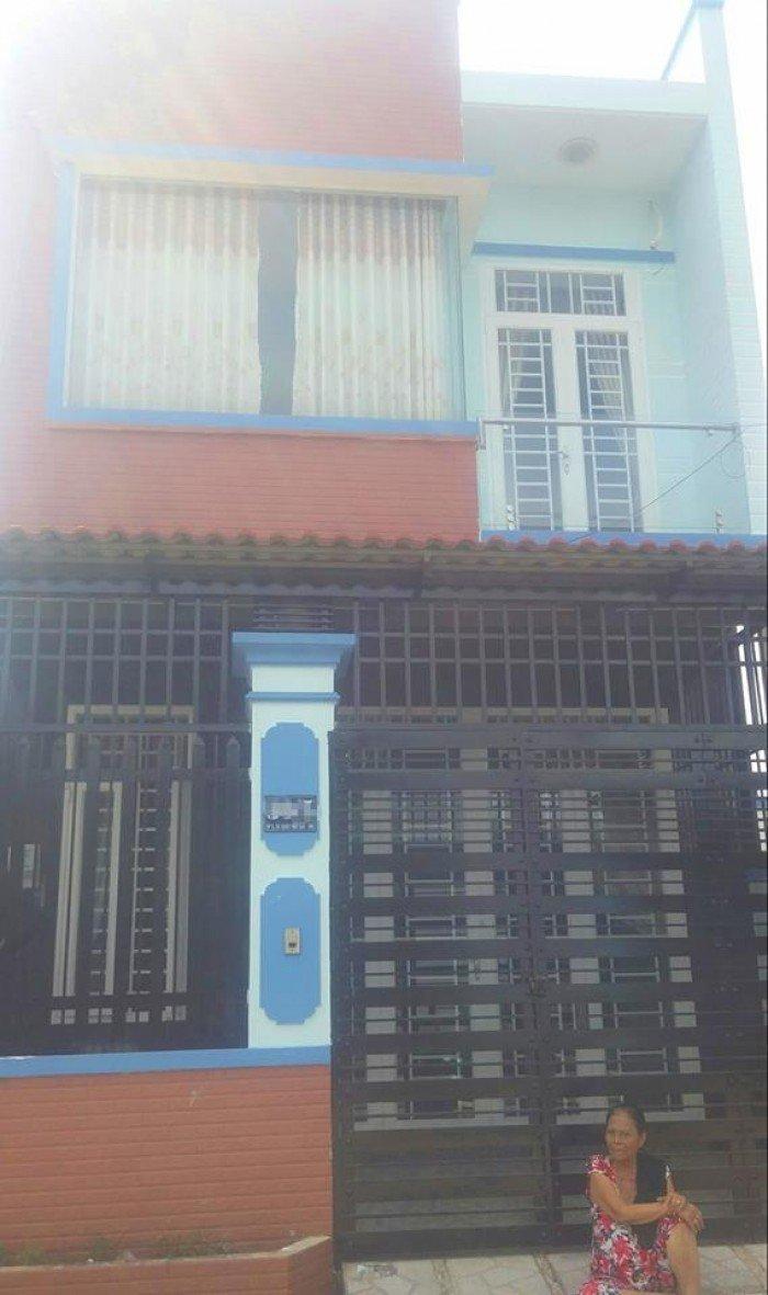 Nhà đẹp mới xây 5x17 Nguyễn Thị Thử Hóc Môn