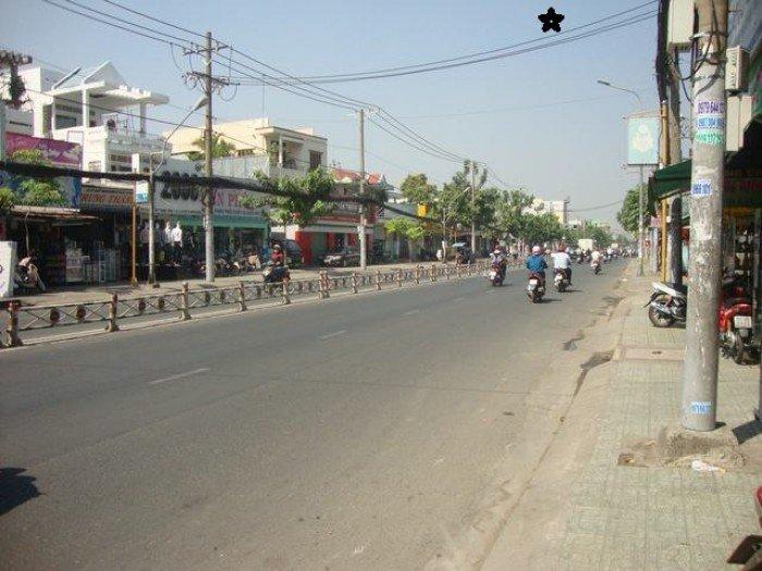 Bán gấp nhà măt tiền 10m Quang Trung, Quận Gò Vấp 250m2, 1 trệt 2 lầu.