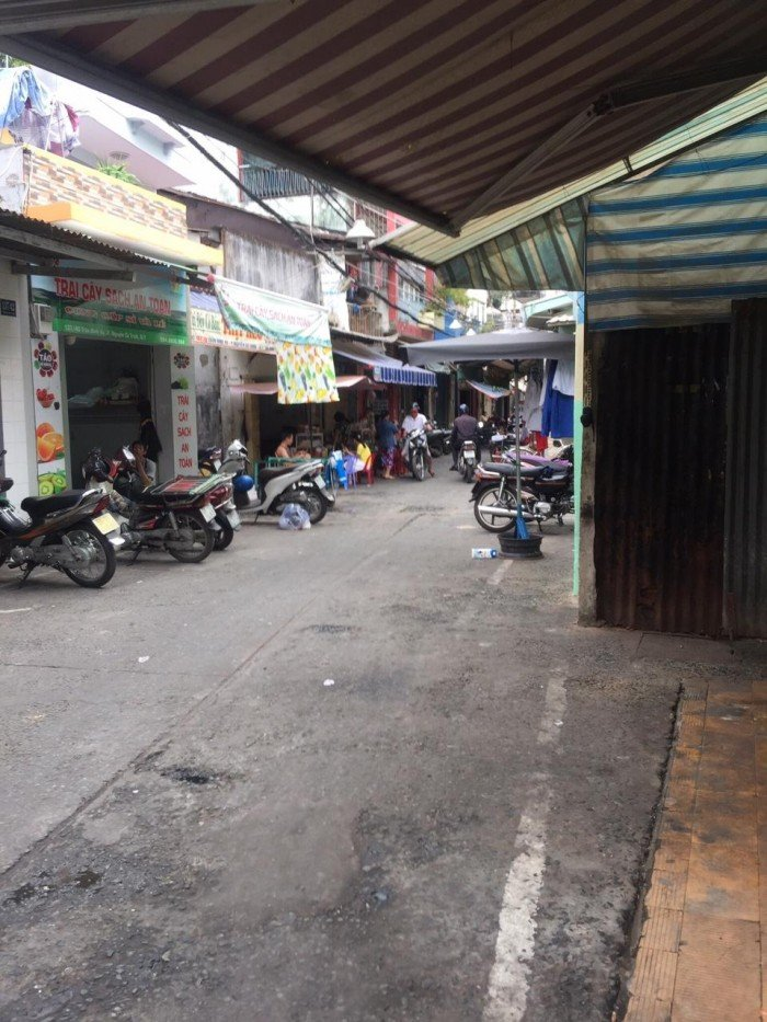 Bán nhà 2 tầng hẻm Trần Đình Xu, Q.1, 3.1x9m, giá 2.85 tỷ