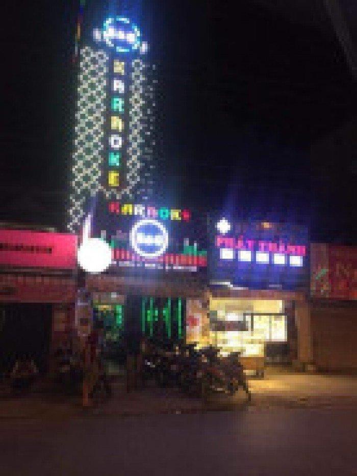Karaoke Mặt Tiền Bình Long , Dt 4x25m, 4 Tấm, Shr