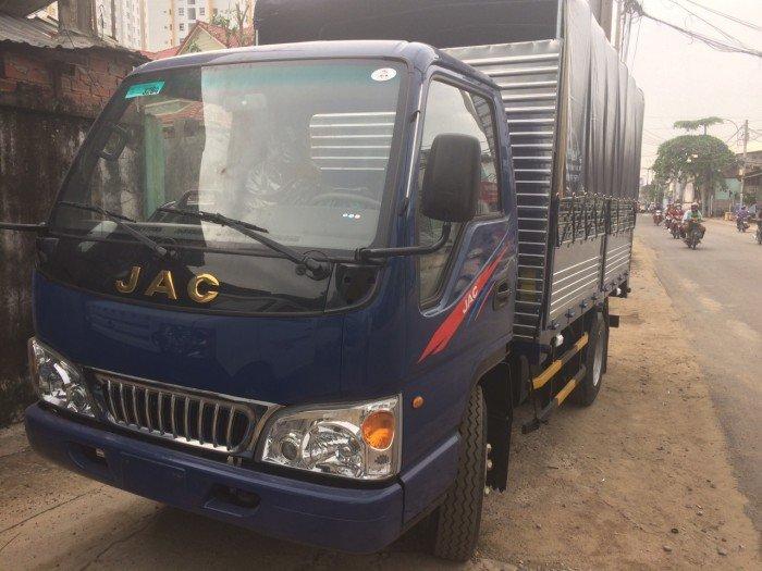 Bán xe tải JAC 2t4 | Giá xe tải JAC 2018 | xe tải JAC 2t4 thùng dài 3.7 mét 2