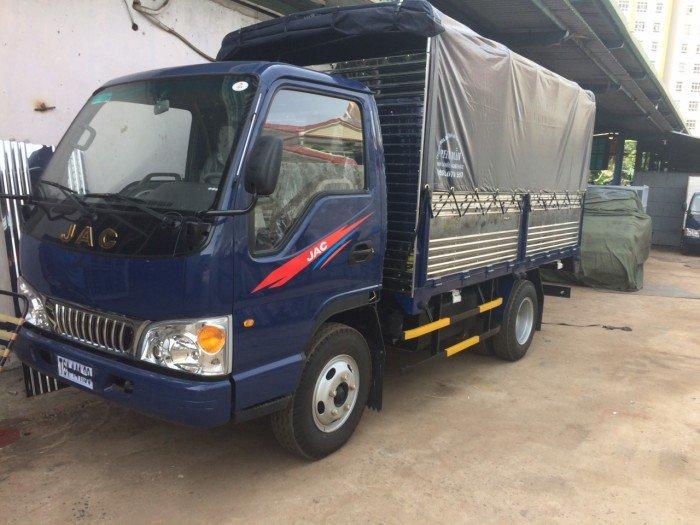 Bán xe tải JAC 2t4 | Giá xe tải JAC 2018 | xe tải JAC 2t4 thùng dài 3.7 mét 4