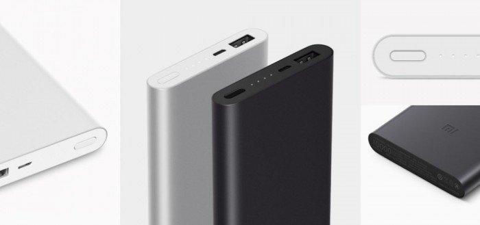 Sạc dự phòng Xiaomi 10000mah Gen 2