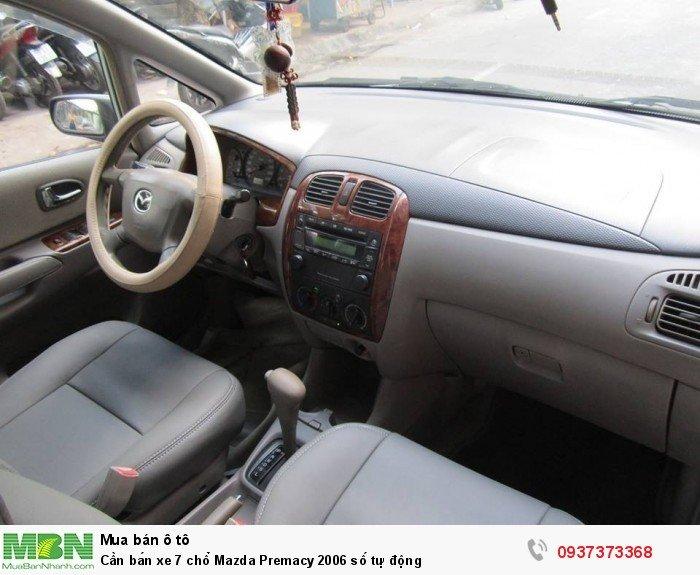 Mazda Premacy sản xuất năm 2006 Số tự động Động cơ Xăng