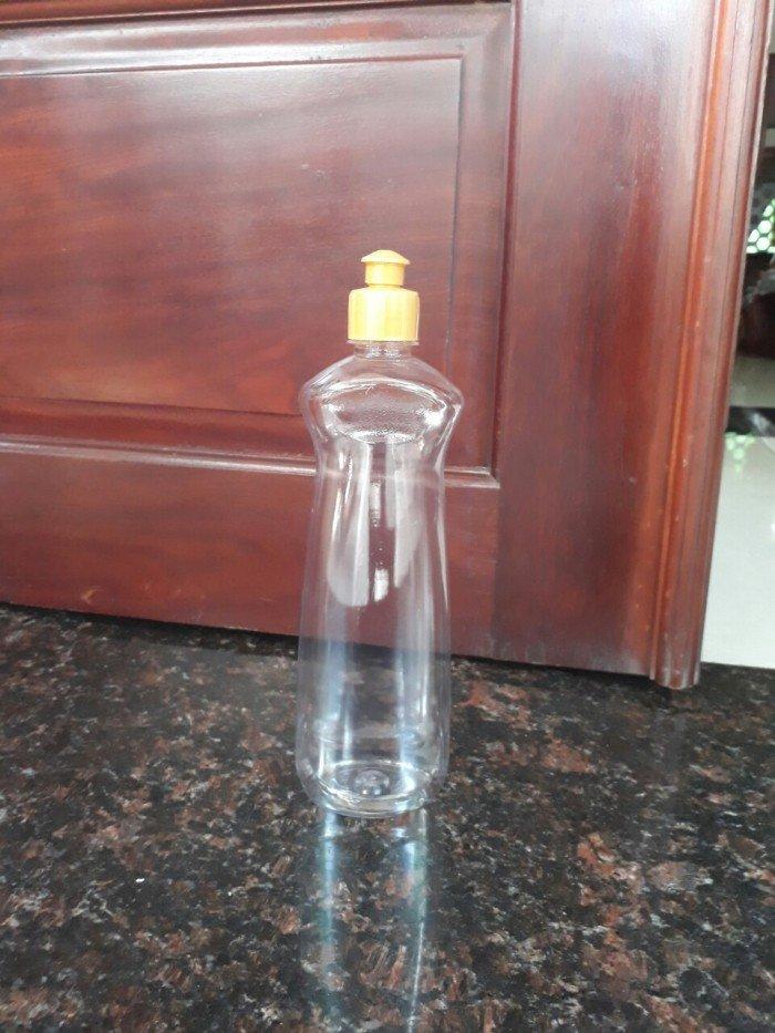 chai nhựa Pet đựng nước rửa chén 1