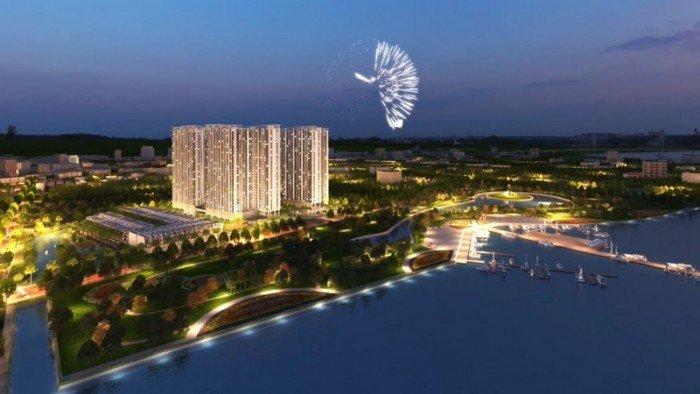 Hưng Thịnh mở bán chỉ với 1,6 tỷ/căn 2PN view sông Quận 7, thanh toán 1%/tháng.