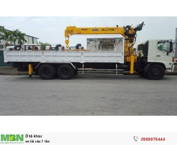 Xe tải câu 7 tấn