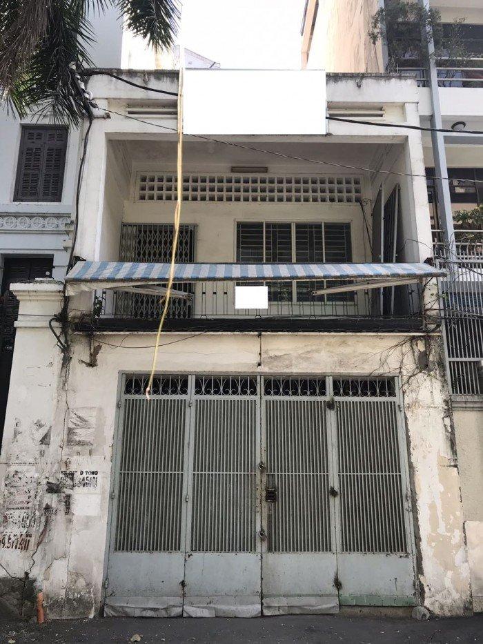 Bán Trần Khánh Dư gần Hoàng Sa. 4.6x20.