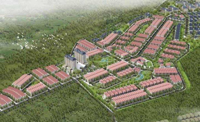 Bán đất dự án Thung Lũng Xanh, Xã An Phước, Long Thành.
