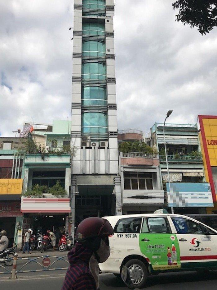 Cho thuê nhà Bạch Đằng, P15, Bình Thạnh, DT 6x20m