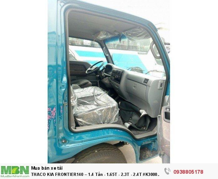 Thaco Kia Frontier140 – 1.4 Tấn - 1.65T - 2.3T - 2.4T #K3000 #K2700 4