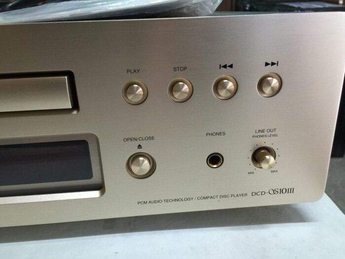 Bán chuyên CD denon QS10III hàng bải từ Nhật về
