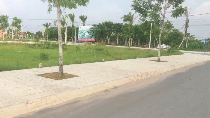 Đất nền trên đường số 20 cách trung tâm tp Bà Rịa 4km
