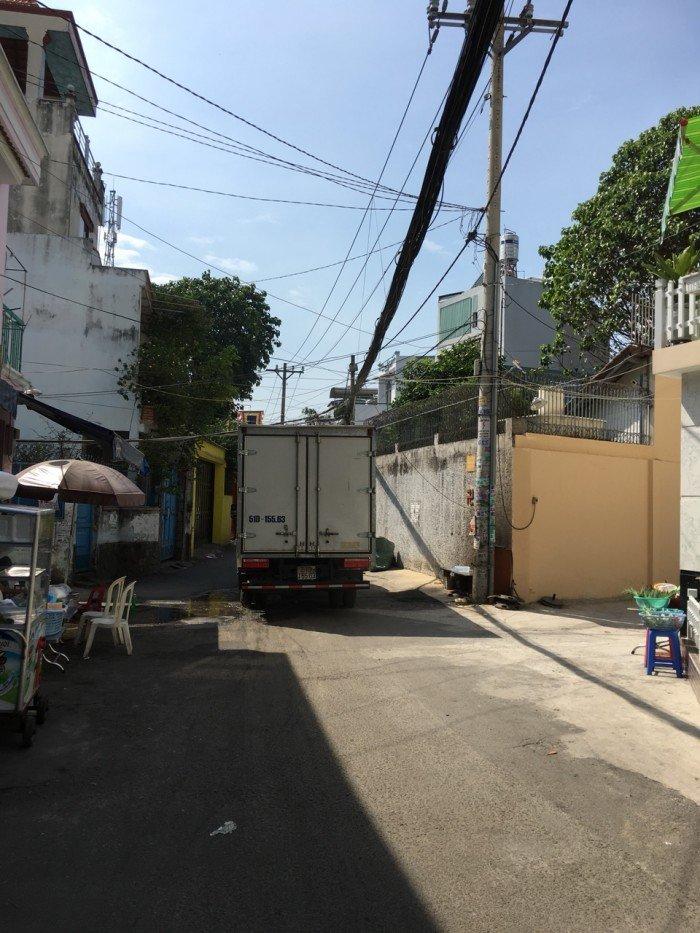 Bán nhà mới 100% Hxh Lê Quang Định, Dt 37m2