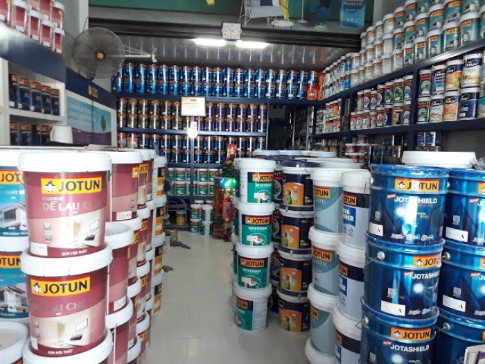 Nhà thầu chuyên cung cấp sơn jotun và thi công sơn2