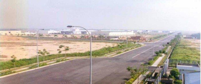 Bán đất công nghiệp 36500m2 tại Ninh Giang Hải Dương mặt QL37