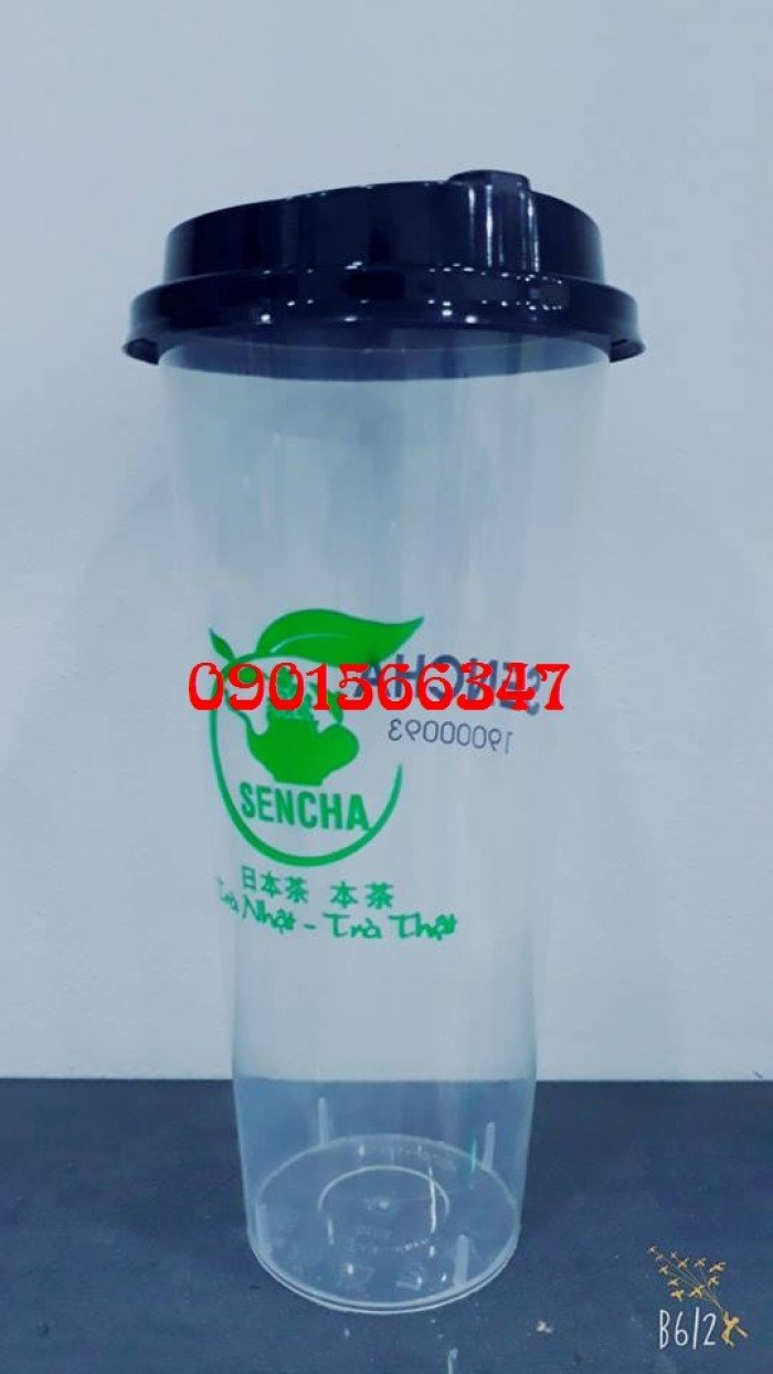 Ly PP cứng 700ml